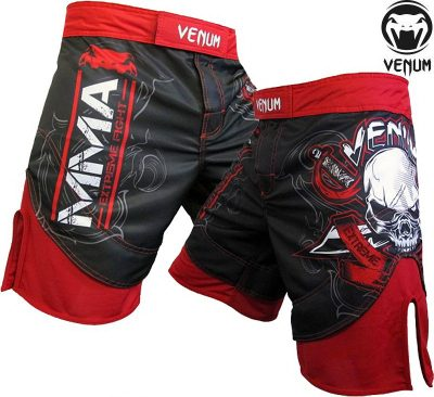 Venum Pirate 2.0 Fightshorts - Bloody Red(Фото 1)