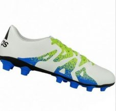 Заказать Бутсы Adidas X 15.4 Flexible Ground (белые) (FRRG46678)